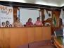women in politics workshop in September 2015 for Councillors